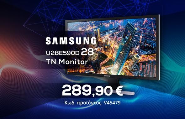 V45479 Samsung U28E590D 28 TN Monitor