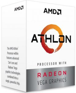 AMD Athlon PRO 200GE 3.20GHz 4MB YD200GC6FBBOX