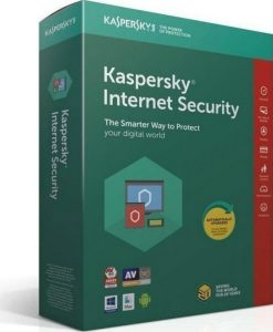 Kaspersky Internet Security 2018 1 User 1 Year KL1941X5AFS