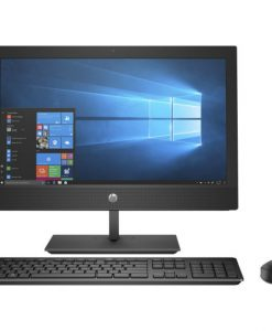 HP ProOne 400 G4 All-in-One HD+i5-8500T4GB256GBWin10Pro 4NT84EA