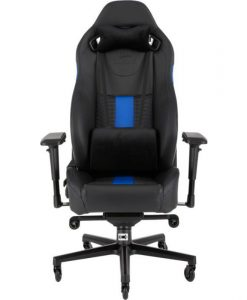 Corsair T2 Road Warrior Gaming Chair BlackBlue CF-9010009-WW
