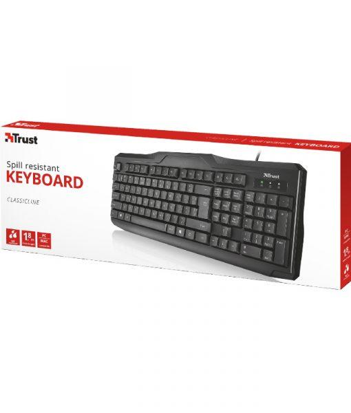 Trust ClassicLine Keyboard GR 20630_5