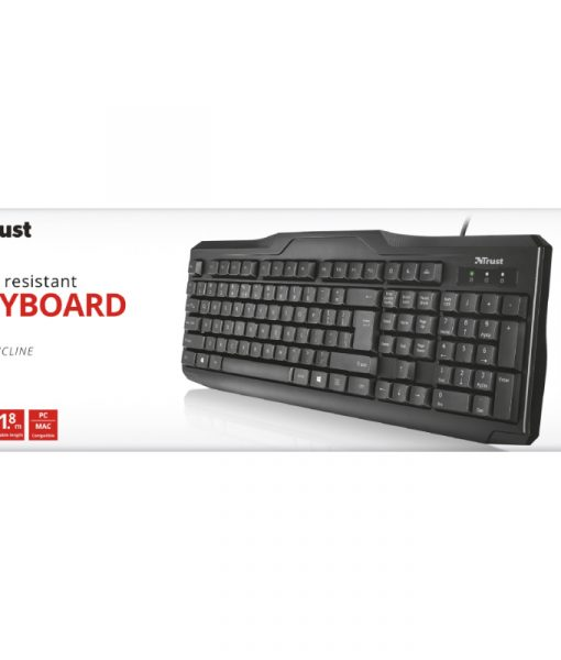 Trust ClassicLine Keyboard GR 20630_6
