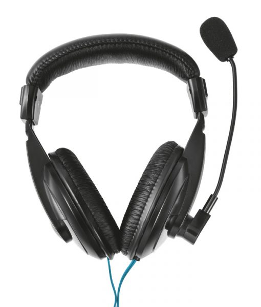 Trust Quasar Headset Black 21661_1