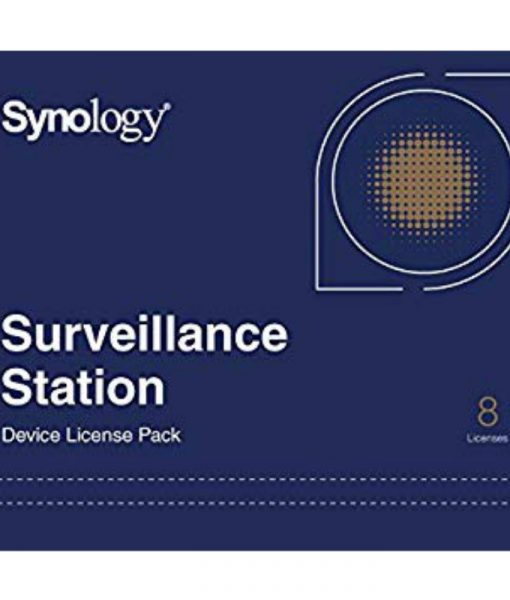 Synology License Pack for 8 Cameras