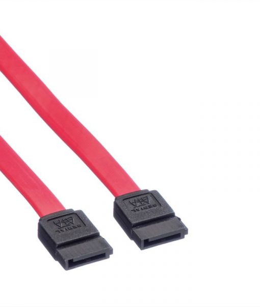 Value Internal Sata II Cable Data 0.5m Red 11.99.1555