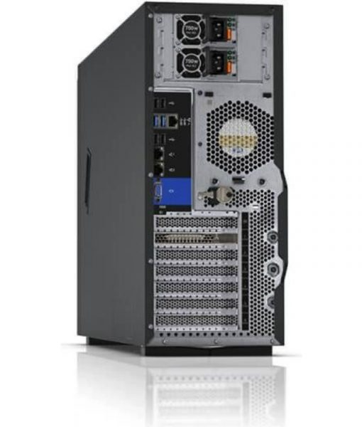 Lenovo ThinkSystem ST550 Tower Server Xeon Silver 411016GB2x300GB SAS2 x 550W PSU 7X10A03VEA_1