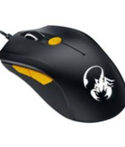 Genius Scorpion M6-600 Optical Mouse Wired BlackOrange 31040063102