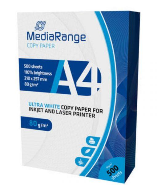 MediaRange A4 Copy Paper 80g 500 Sheets MRINK110
