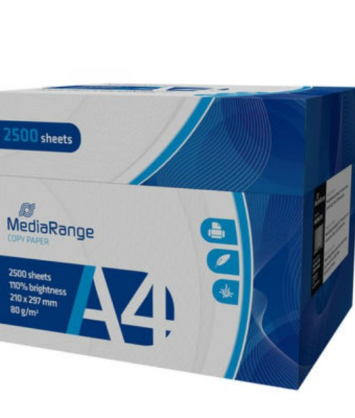 MediaRange A4 Copy Paper 80g 500 Sheets MRINK110_1
