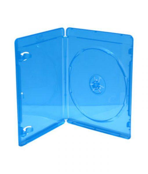 MediaRange BD Case for 1 Disc 1mm Blue 5 Pack BOX38