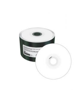MediaRange Professional Line Mini CD-R Thermal Printable 200MB 24x 50 Pack Cake MRPL520