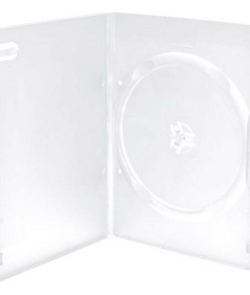 MediaRange DVD Case for 1 Disc 7mm Transparent BOX29