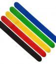 MediaRange Hook and Loop Cable Ties 16 x 215mm Assorted Colors 5Pack MRCS302_2