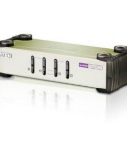 ATEN CS84U 4-Port PS2-USB KVM Switch