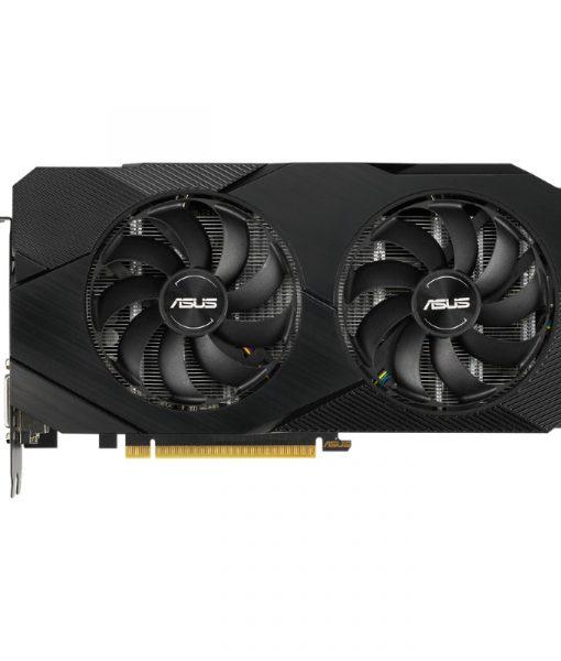 Asus GeForce RTX 2060 Dual OC Evo 6GB GDDR6 DUAL-RTX2060-O6G-EVO_1