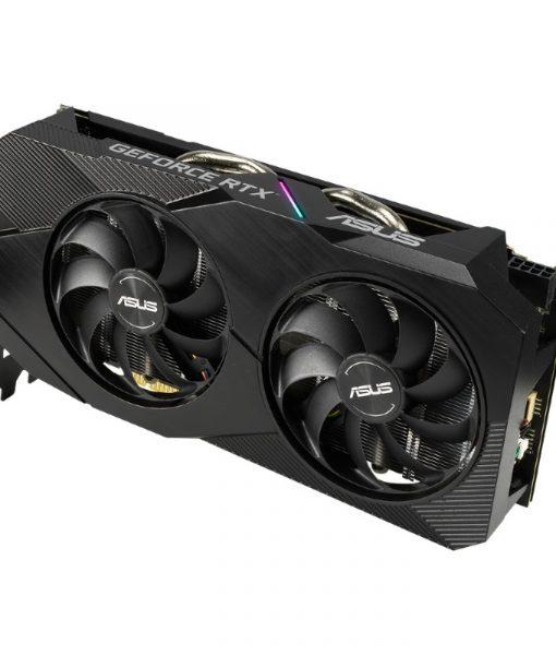 Asus GeForce RTX 2060 Dual OC Evo 6GB GDDR6 DUAL-RTX2060-O6G-EVO_3