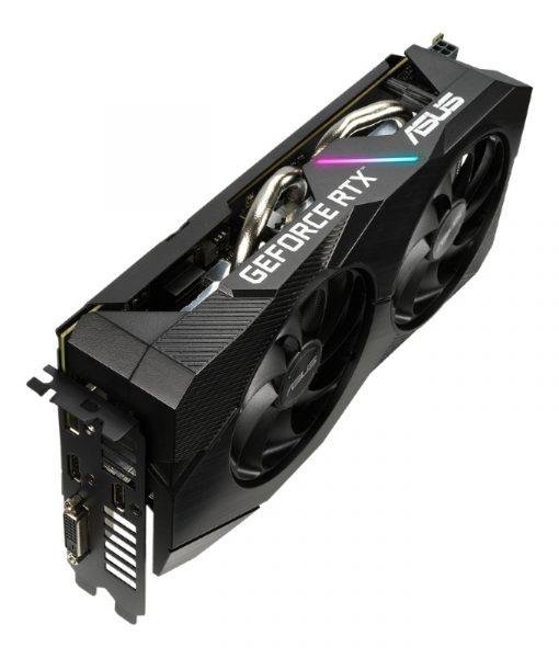 Asus GeForce RTX 2060 Dual OC Evo 6GB GDDR6 DUAL-RTX2060-O6G-EVO_4