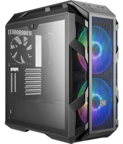 CoolerMaster MasterCase H500 ARGB Midi Tower Tempered Glass Black MCM-H500-IGNN-S01
