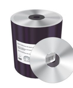 MediaRange DVD-R 4.7GB 16x Silver 100 Pack Cake MR422