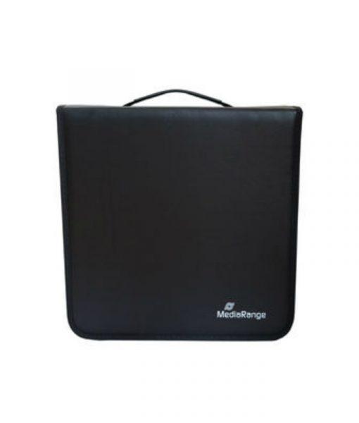 MediaRange Media Storage Wallet for 300 Discs Black BOX94_2