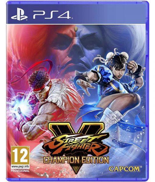 Street Fighter V (Champion Edition) – PS4