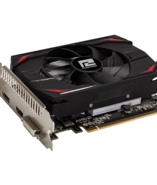 Powercolor Radeon RX 550 Red Dragon 4GB GDDR5 AXRX 550 4GBD5-DH_3