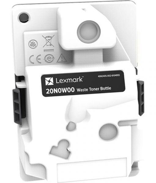 Lexmark Waste Toner Bottle 15K Pgs 20N0W00