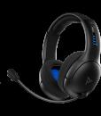 PDP LVL50 Wireless Headset for PS4 Grey 051-049-EU-BK
