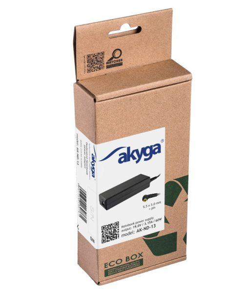 Akyga AK-ND-12 90W Power Supply For Acer 19V4.74A5.5 x 1.7mm Plug 5901720130761_4