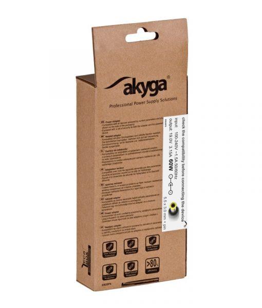 Akyga AK-ND-12 90W Power Supply For Acer 19V4.74A5.5 x 1.7mm Plug 5901720130761_5