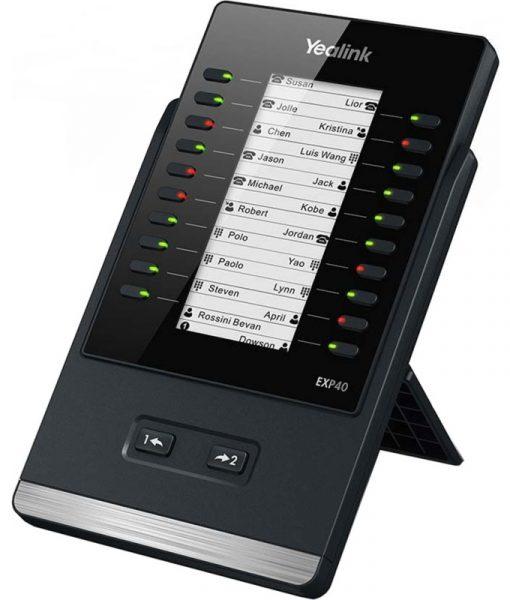 Yealink EXP40 LCD Expansion Module 20 keys