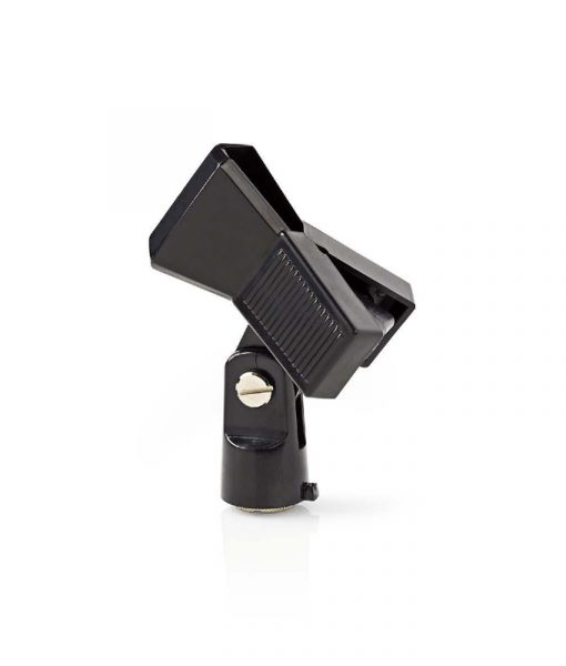 Nedis Microphone Holder Universal 58 and 38 Screw Black MPCL20BK