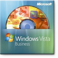 Microsoft Windows Vista Business 32-bit English