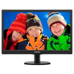 Philips V-line 203V5LSB26 19.5 LED Monitor