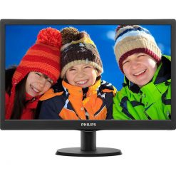 Philips V-line 223V5LHSB LED Monitor