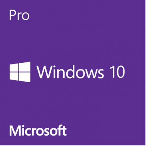 Microsoft Windows 10 Pro 64-bit English