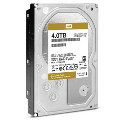 WD Gold 4TB 128MB Cache